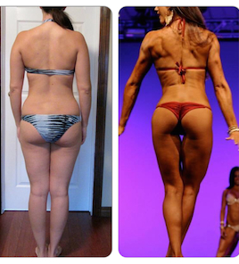 Tanya G - Competition Prep Client